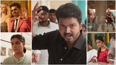 Sarkar Teaser: Thalapathy Vijay is His Dashing Self As He Dances and Bashes His Way Through This Political Thriller - Watch Video