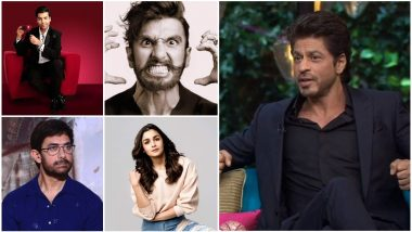 Koffee With Karan 6: 7 Times When Shah Rukh Khan Savagely Trolled Ranveer Singh, Alia Bhatt, Ranbir Kapoor on Karan Johar's Chat Show