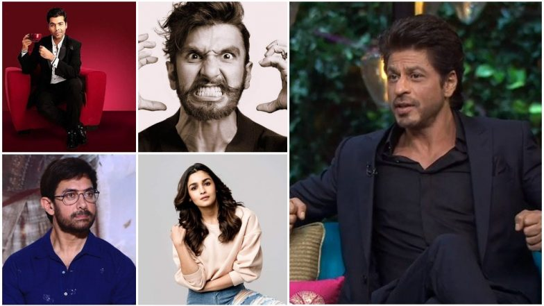 Koffee With Karan 6: 7 Times When Shah Rukh Khan Savagely Trolled Ranveer Singh, Alia Bhatt, Ranbir Kapoor on Karan Johar's Chat Show