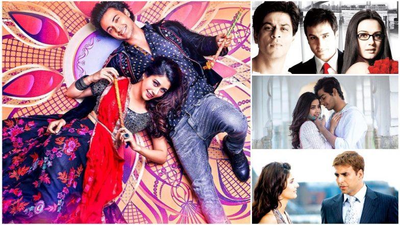 LoveYatri: Shah Rukh Khan's Kal Ho Naa Ho, Janhvi Kapoor's Dhadak, Akshay Kumar's Namastey London - 7 Movies That 'Inspired' Aayush Sharma and Warina Hussain's Debut