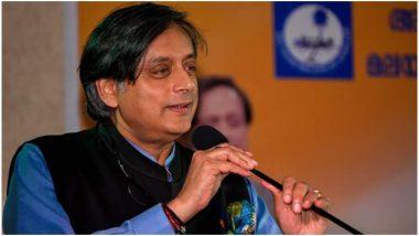 Shashi Tharoor Asks Lok Sabha Speaker Om Birla to Urgently Allow Parliamentary Panels to Meet via Video Conferencing