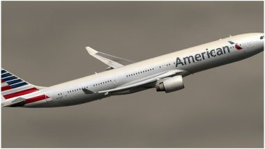 American Airlines Passenger Grabs Woman by Crotch, Touches Her Arms Inappropriately