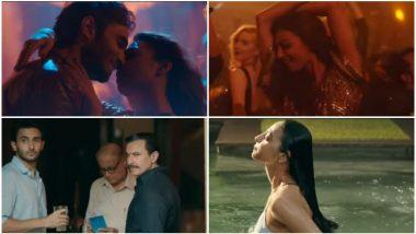 Baazaar Song La La La: Radhika Apte Sizzles in This Club Track Also Featuring Rohan Mehra - Watch Video