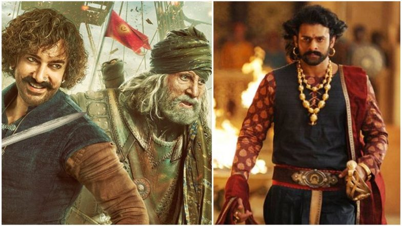 Aamir Khan's Thugs of Hindostan Fails to Beat This Record of Prabhas' Baahubali 2