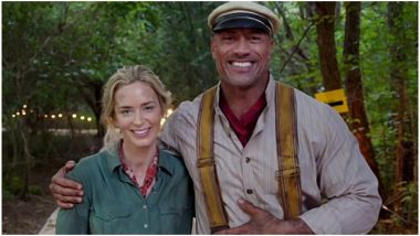 Dwayne Johnson and Emily Blunt's Jungle Cruise To Release on July 24, 2020