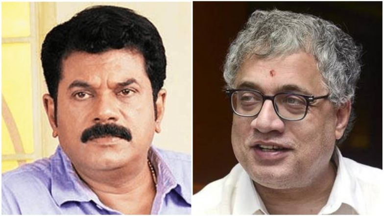 #MeToo India: Malayalam Actor Mukesh Accused of Sexual Harassment by Television Director; TMC MP Derek O'Brien Came To Her Rescue Then