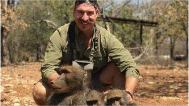 Blake Fischer Boasts About Killing Family of Baboons, Asked to Resign for Trophy Hunting Pics From Africa