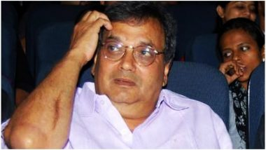 #MeToo in Bollywood: Subhash Ghai's Reaction Tweet to His Sexual Harassment Allegations is a HEAD-SCRATCHER for Sure!