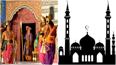 Jamia Nagar During Navratri and Ramlila Sets an Example of National Integration and Harmony