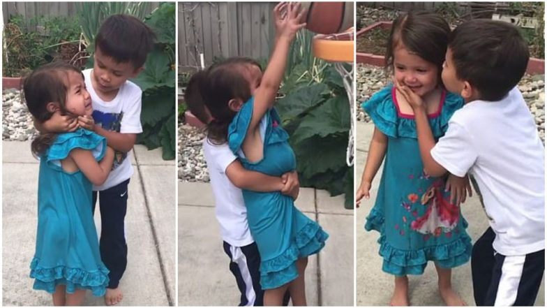 Best Brother Ever! This Video of A Brother Encouraging His Sister to Play Basketball is so Heartening
