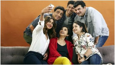 Priyanka Chopra Wraps the London Schedule of 'The Sky Is Pink' – View Pic
