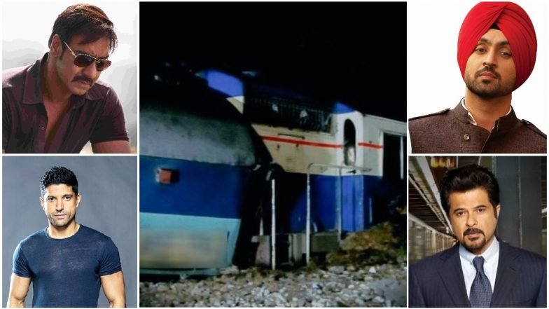 Amritsar Train Accident: Anil Kapoor, Ajay Devgn, Farhan Akhtar, Diljit Dosanjh Offer Their Condolences For Victims' Families - Read Tweets