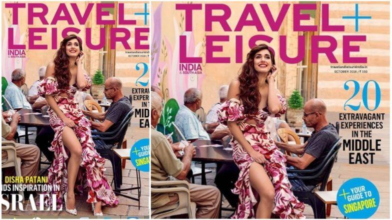 Disha Patani's New Magazine Photoshoot Proves 'Happy Girls Are the Prettiest'
