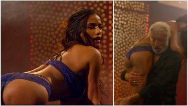The Journey of Karma Song Sugar Biscuit: Shakti Kapoor Making Out With A Barely Clad Poonam Pandey is The Cringiest Video You Will See Today!