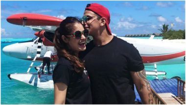 Prince Narula's Loved-Up Pictures With Yuvika Chaudhary From Maldives Honeymoon Will Melt Your Heart