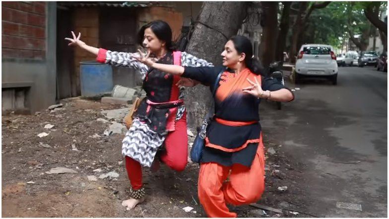 Bengaluru Residents Have to Do Bharatnatyam to Walk on Footpath! (Watch Video)