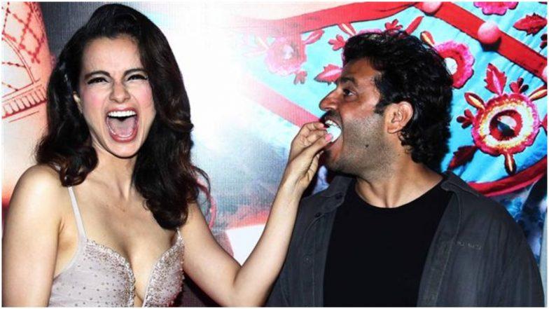 Has Kangana Ranaut Opened Up About Vikas Bahl Sexual Allegations to Avoid Manikarnika-Super 30 Clash? Twitterati Feels So!