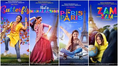 Kangana Ranaut's Queen South Remakes: New Posters Featuring Tamannaah, Kajal Aggarwal, Parul Yadav and Manjima Mohan REVEALED!