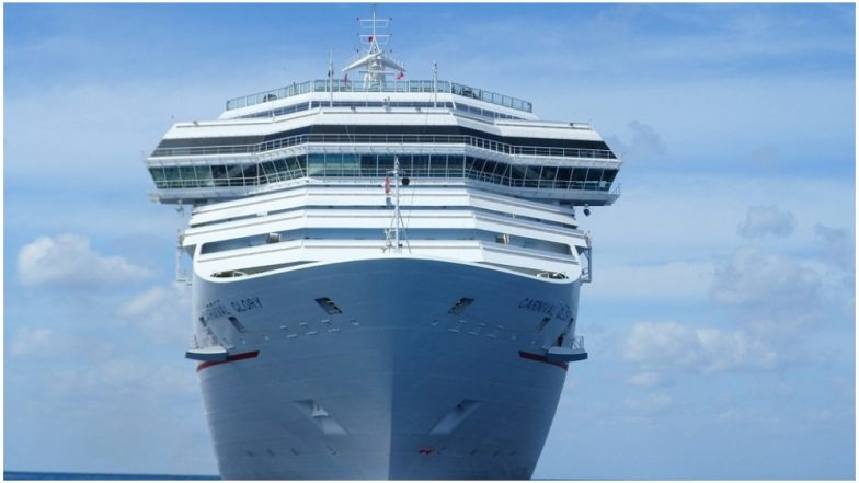 Couple Finds Hidden Camera in Carnival Cruise Bedroom 'Invading Their Privacy!' Company Acknowledges Presence of 'Video Transmitter'