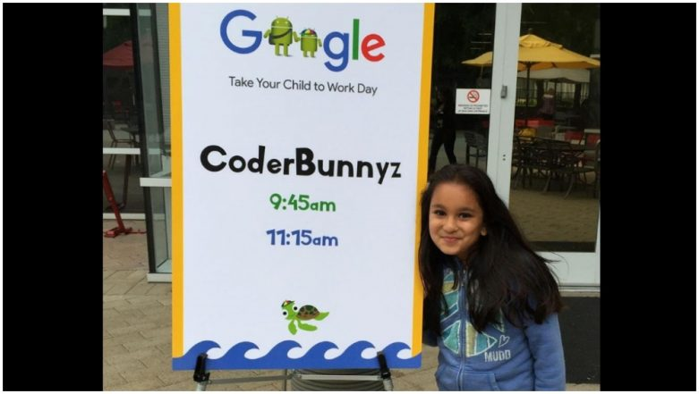 Meet Samaira Mehta, the 10-Year-Old Coder Who Refused Google's Offer to Run Her Own Company