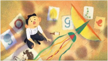 Disney Legend Tyrus Wong Gets a Google Doodle, Chinese-American Artist Honoured on His 108th Birthday (Watch Video)