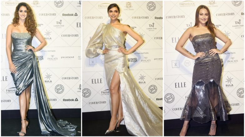 Elle Beauty Awards 2018: Deepika Padukone, Disha Patani, Sonakshi Sinha Make Heads Turn On The Red Carpet – View Pics