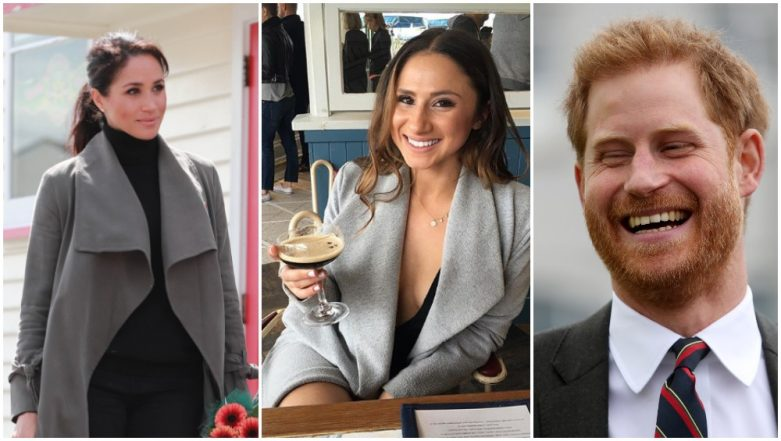 Meghan Markle's Lookalike Meets Prince Harry And His Reaction Will Make You Smile Big!