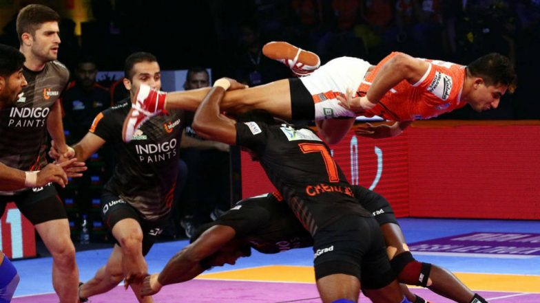 PKL 2018-19 Today's Kabaddi Matches: Schedule, Start Time, Live Streaming, Scores and Team Details of October 23 Encounters!
