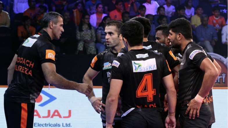 U Mumba vs Telugu Titans, PKL 2018-19 Match Live Streaming and Telecast Details: When and Where To Watch Pro Kabaddi League Season 6 Match Online on Hotstar and TV?