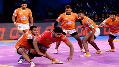 Puneri Paltan vs U Mumba, PKL 2018-19 Match Live Streaming and Telecast Details: When and Where To Watch Pro Kabaddi League Season 6 Match Online on Hotstar and TV?