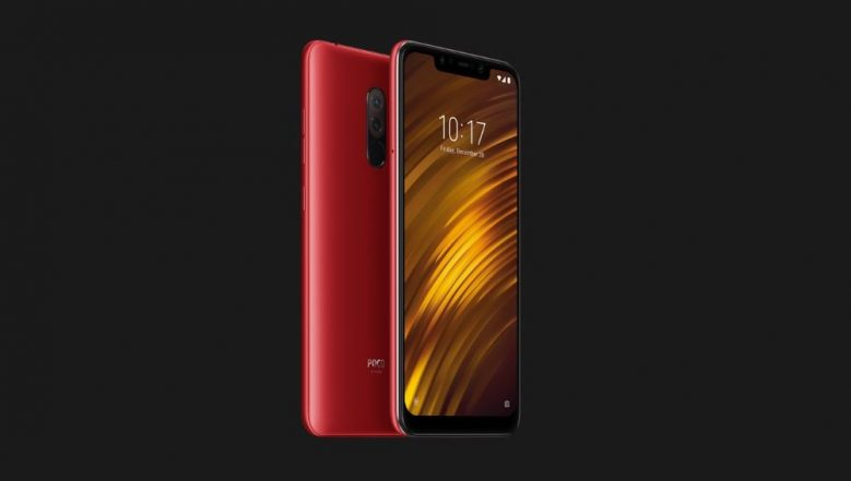 Xiaomi Poco F1 India Prices Slashed By Rs 2,000 For Limited Period; Now Get 128GB Variant For Rs 20,999 on Flipkart & Mi.com