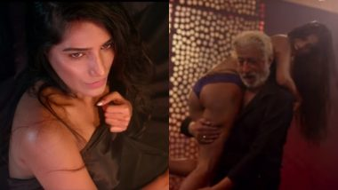 The Journey of Karma Trailer: Poonam Pandey's Sleazy Scenes With Shakti Kapoor Will Leave You Shocked – Watch Video