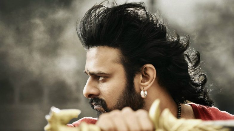 On Prabhas' Birthday, A Glimpse Of His Film Saaho