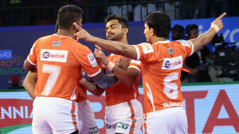 PKL-2018-19 Video Highlights: Puneri Paltan Outplay Dabang Delhi 31-26, Stay on Top of PKL 6 Points Table