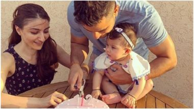 Soha Ali Khan and Kunal Kemmu's Beautiful Video About Inaaya's One Year Old Journey Will Warm Your Heart - Watch Video