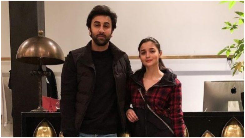 Having Ranbir Kapoor Around Makes Alia Bhatt Forget Her Dialogues!