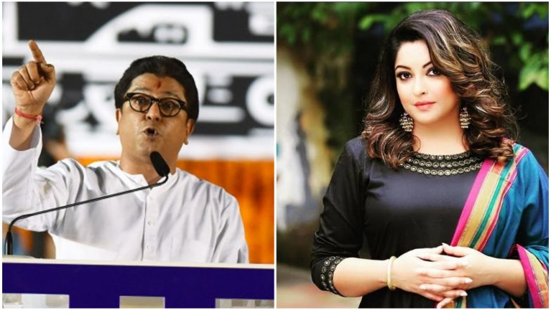 Tanushree Dutta Booked by Maharashtra Police After Complaint By MNS For Her Comments Against Raj Thackrey