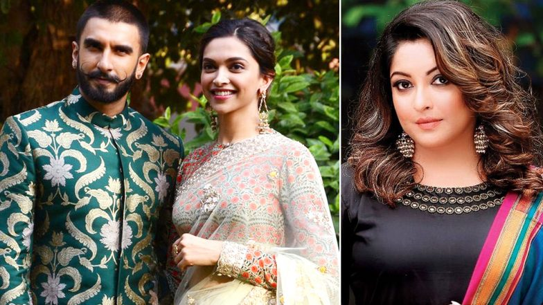 Ranveer Singh Condemns The Tanushree Dutta-Nana Patekar Saga, While Deepika Padukone Says #MeToo is Not About Gender But Right Vs Wrong