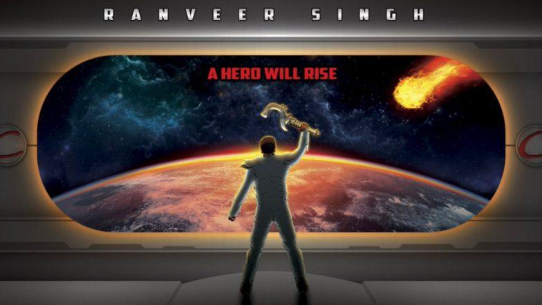 Ranveer Singh to Star in a Superhero Project Set in Space – Watch Teaser Video
