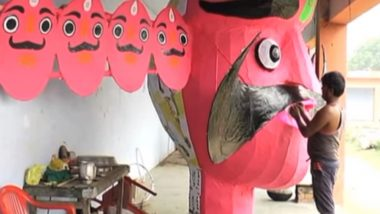 Dussehra 2018: Muslim Family From UP Has Been Making Ravana Effigies For Decades