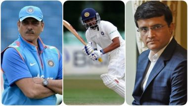 Ravi Shastri vs Sourav Ganguly Continues, This Time Over Prithvi Shaw's Batting Style