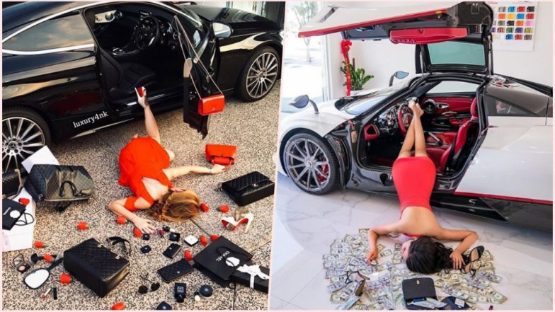 'Flaunt Your Wealth' Instagram Challenge Goes Viral in China! Rich People Going to Rags Again to Show Off