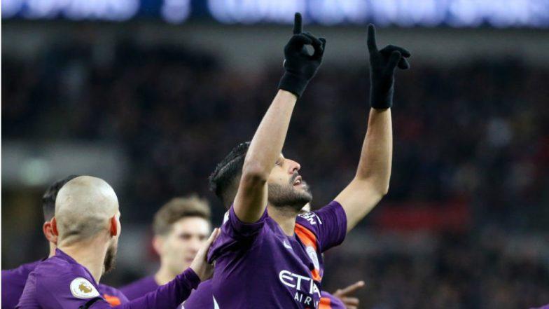 Tottenham Hotspur vs Manchester City, EPL 2018–19 Match Video Highlights: Riyad Mahrez Strikes to Give Man City Win Over Spurs at Wembley