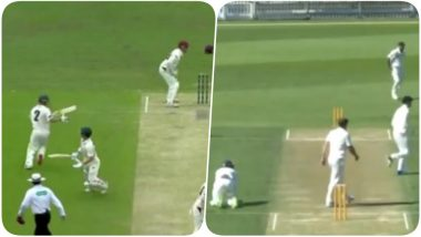 After Azhar Ali's Funny Run-Out Video From Pakistan vs Australia Test Match Goes Viral; More Hilarious Incidents from Down Under Surface Online