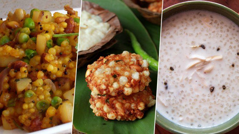 Sabudana Recipes For Navratri 2018 Fast: From Sabudana Khichdi to Kheer, Cook These Dishes This Navaratri