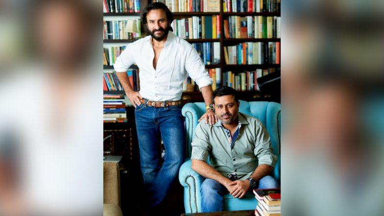 Saif Ali Khan Sets Up a New Production House to Make the Family Comedy Jawaani Jaaneman
