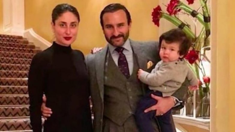 This Unseen Pic of Taimur With Parents Kareena Kapoor and Saif Ali Khan Is Royalty Captured in One Frame