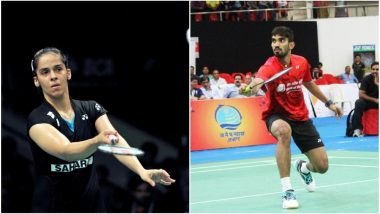 Saina Nehwal, Kidambi Srikanth Crash Out in Second Round of Thailand Open 2019