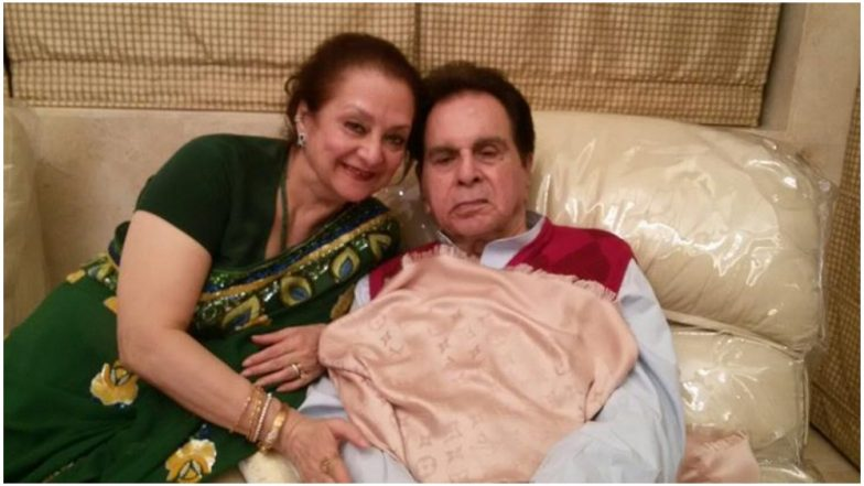 Is Dilip Kumar Unable to Recognize Saira Banu? Wife Refutes Fake News, Says His Health Is Improving