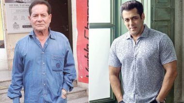 Salman Khan's Fan Shahrukh Gets Arrested for Threatening His Father, Salim Khan